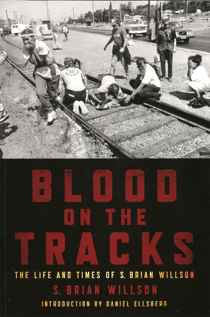 Blood on the Tracks book