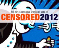 Project Censored 2012 book
